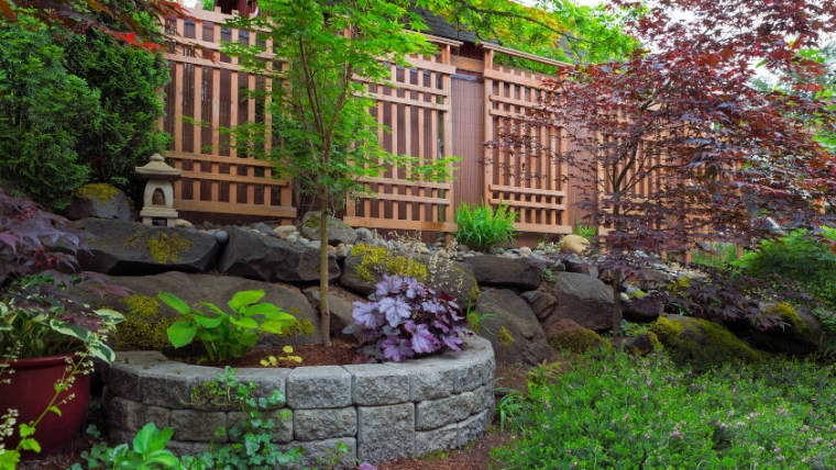 Landscape and Retaining Walls